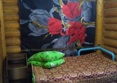 Спальня, первый этаж
